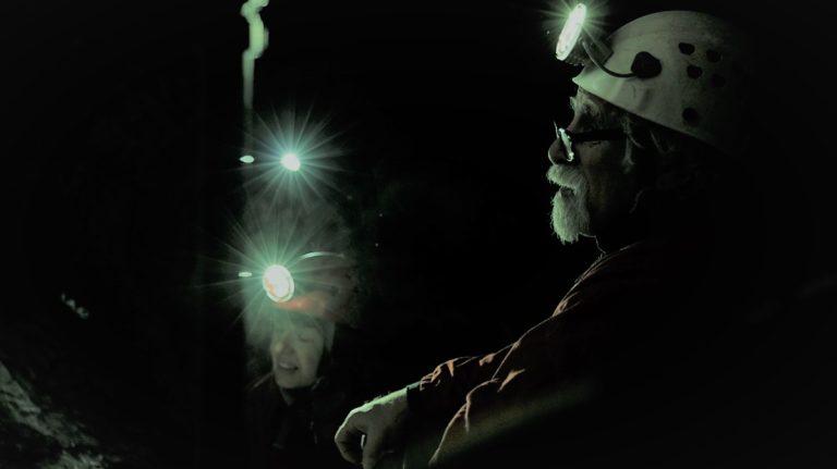 Tournage Onset grotte Prérouge 3