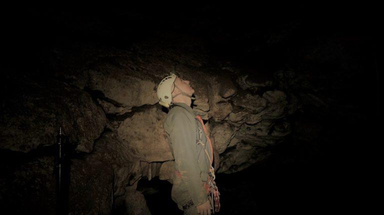 Tournage Onset grotte St Marce d'Ardèche 5